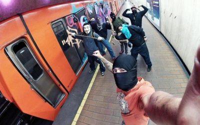 Graffiti mortal